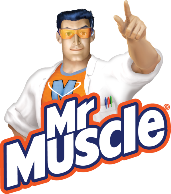 Mr Muscle logotype